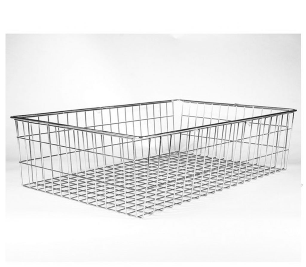 Chrome Wire Shelving in your Storage Space - Mermed
