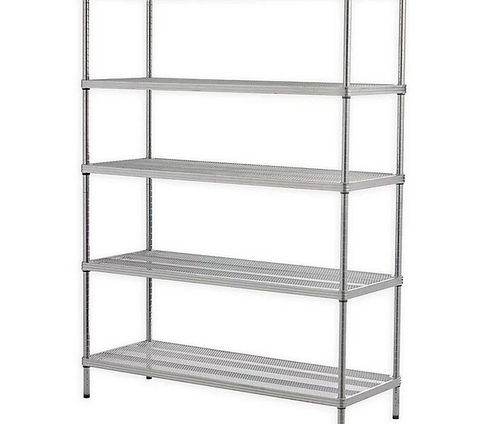 Wire Shelving Strategies In Your Warehouse